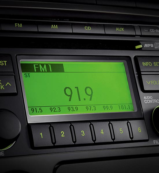 RADIO+CD+MP3+ WITH USB+AUX