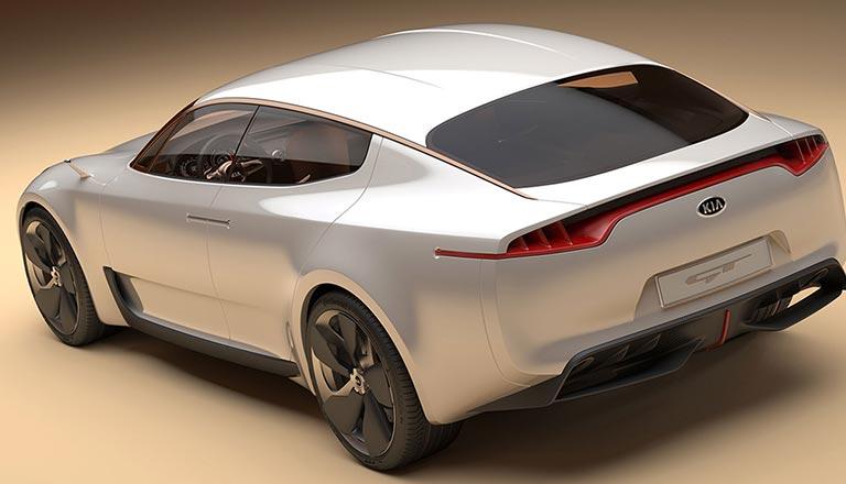 Kia Concept Cars Future Focused Kia Iraq North 2011